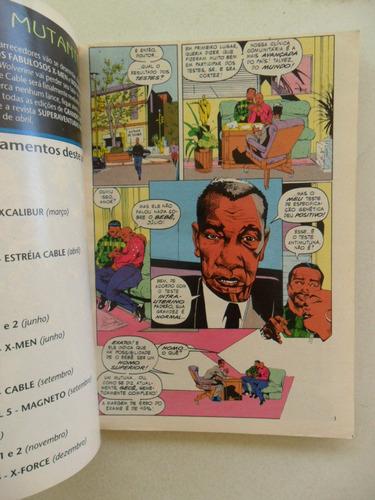 x factor especial! vários! r$ 15,00 cada! ed. abril 1996!