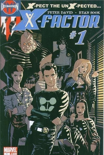 x factor vol 3 cómics digital español