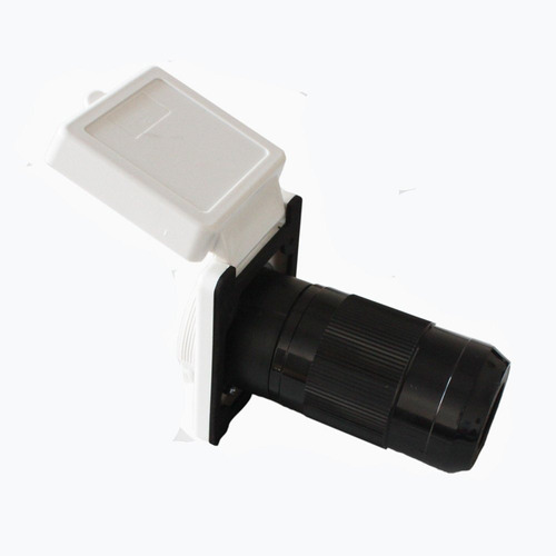 x-haibei rv 50a 125v / 250v entrada de ca hembra conector