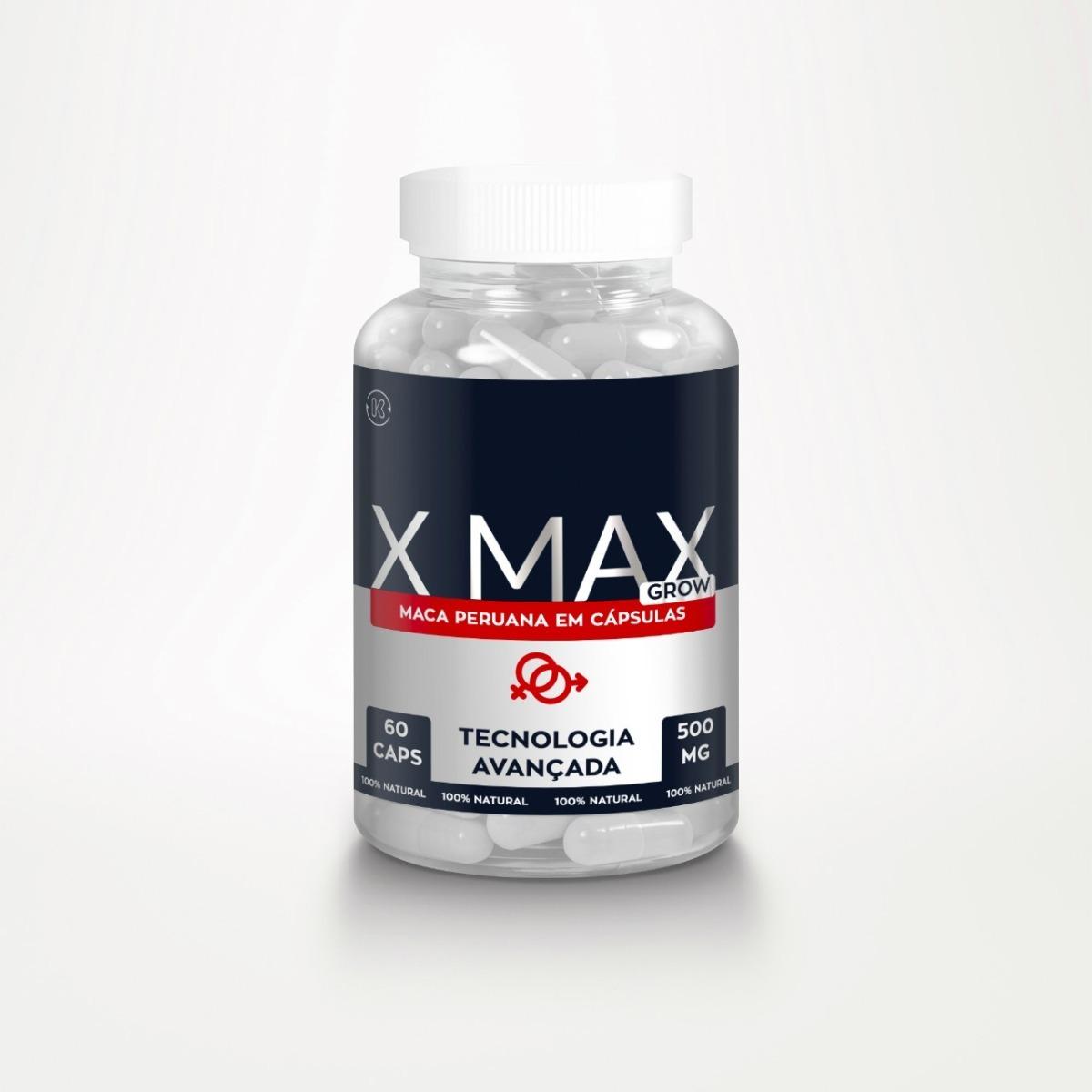 x max grow funciona