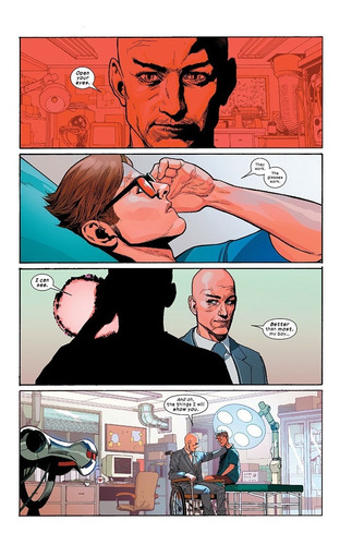 x-men #1 (2019) marvel