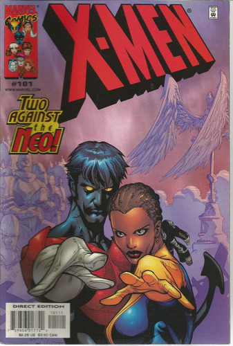 x-men 101 - marvel - bonellihq cx124 l17