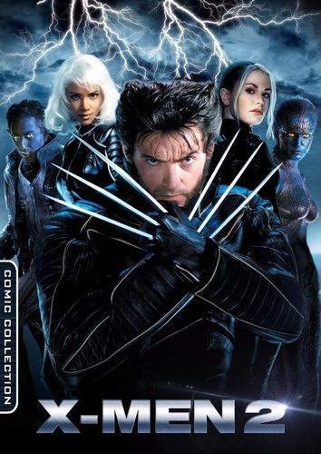x-men 2 - pelicula en dvd (nuevo)