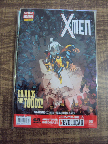 x-men - 2ª série # 07 - panini