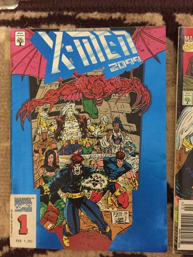x-men 2099 - vários números!!