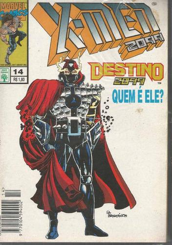 x-men 2099 vol 14 - abril - bonellihq cx11 b19