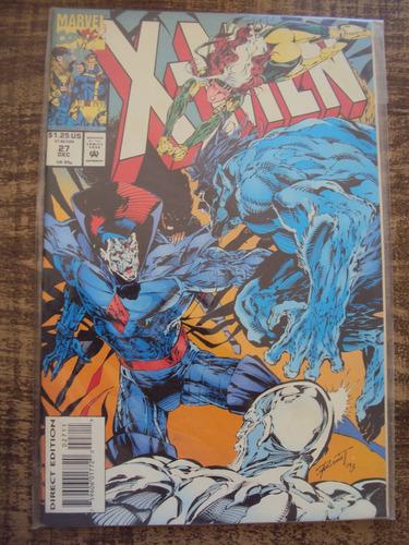 x-men # 27 - importada - marvel comics