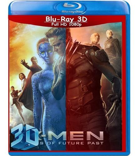 x-men 3d dias del futuro pasado  blu-ray final full !!!