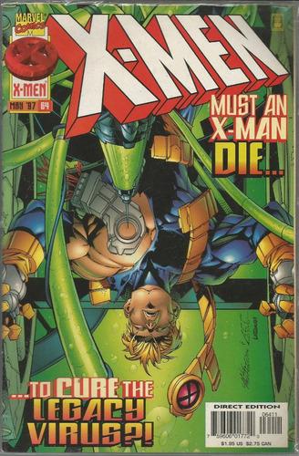 x-men 64 - marvel - bonellihq cx124 l17