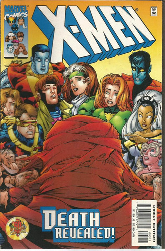 x-men 95 - marvel - bonellihq cx124 l17