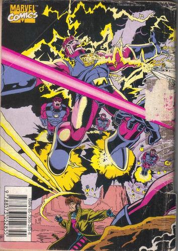 x - men adventures i i mini-série em 4 edições nº 1 muito bo