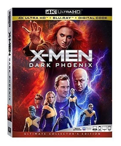 x-men dark phoenix dvds final!!!
