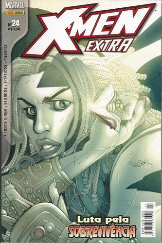 x-men extra 24 1ª serie - panini - bonellihq cx64 f19