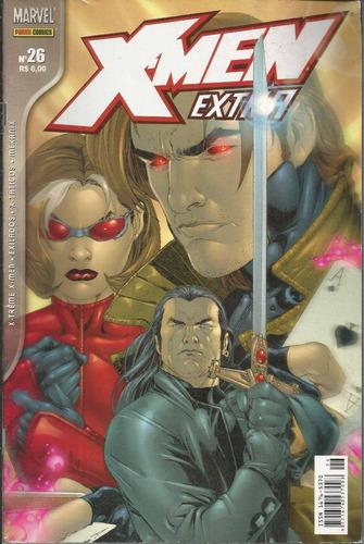 x-men extra 26 1ª serie - panini - bonellihq cx64 f19