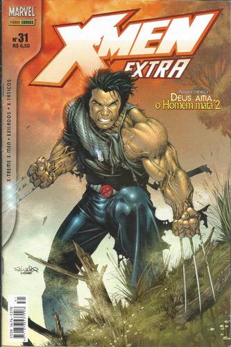 x-men extra 31 1ª serie - panini - bonellihq cx63 f19