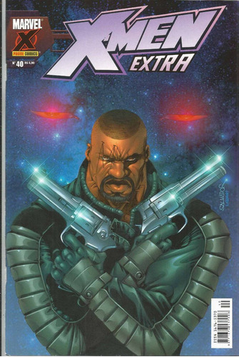 x-men extra 40 1ª serie - panini - bonellihq cx63 f19