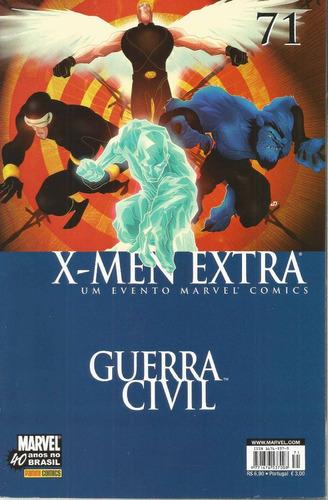 x-men extra 71 - panini - bonellihq cx65 f19