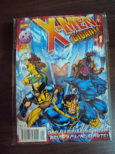 x-men gigante # 01 - editora abril