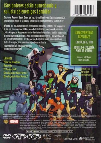 x-men hombres x evolucion la venganza de mystique dvd