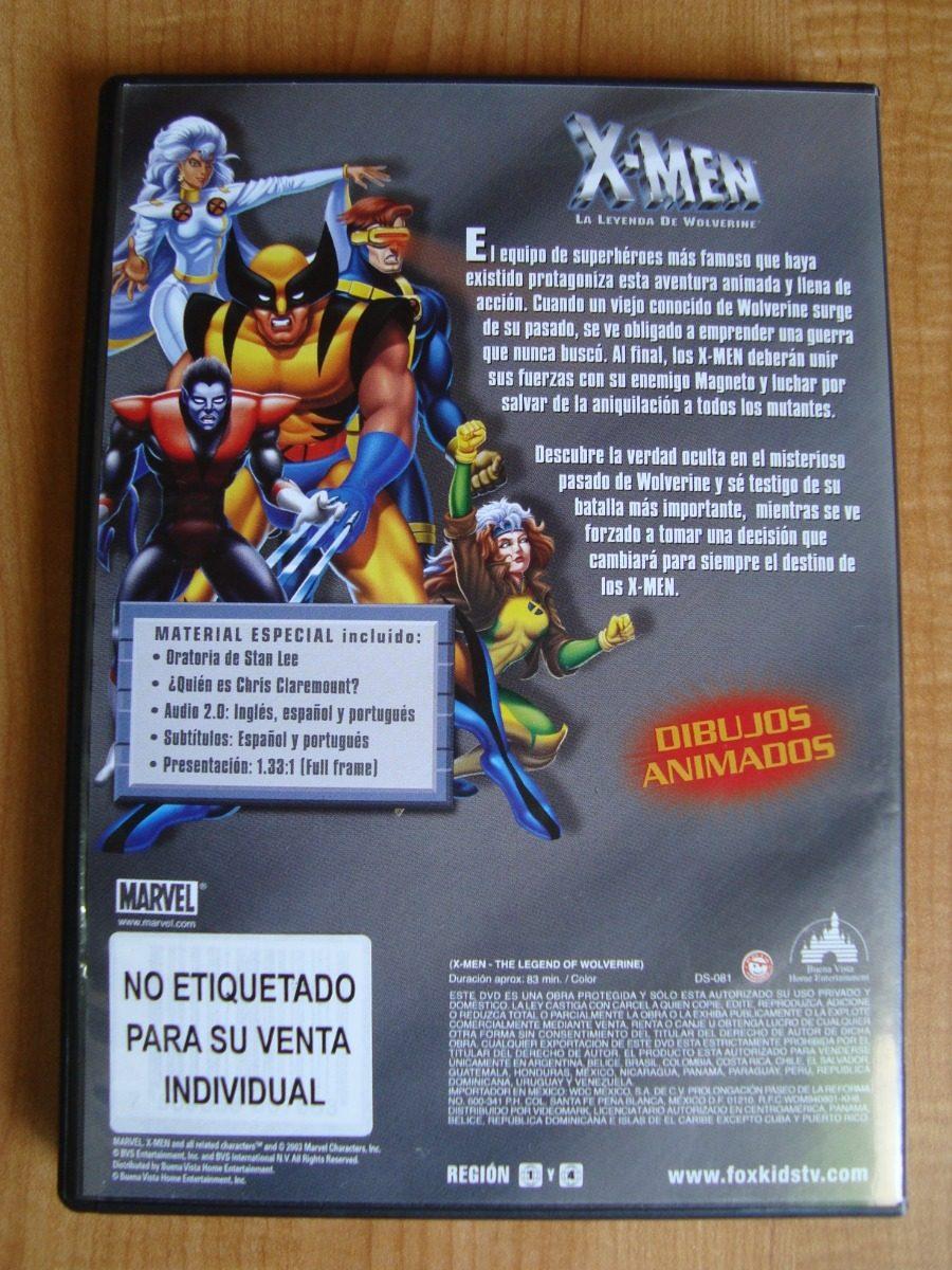 X-men, La Leyenda De Wolverine
