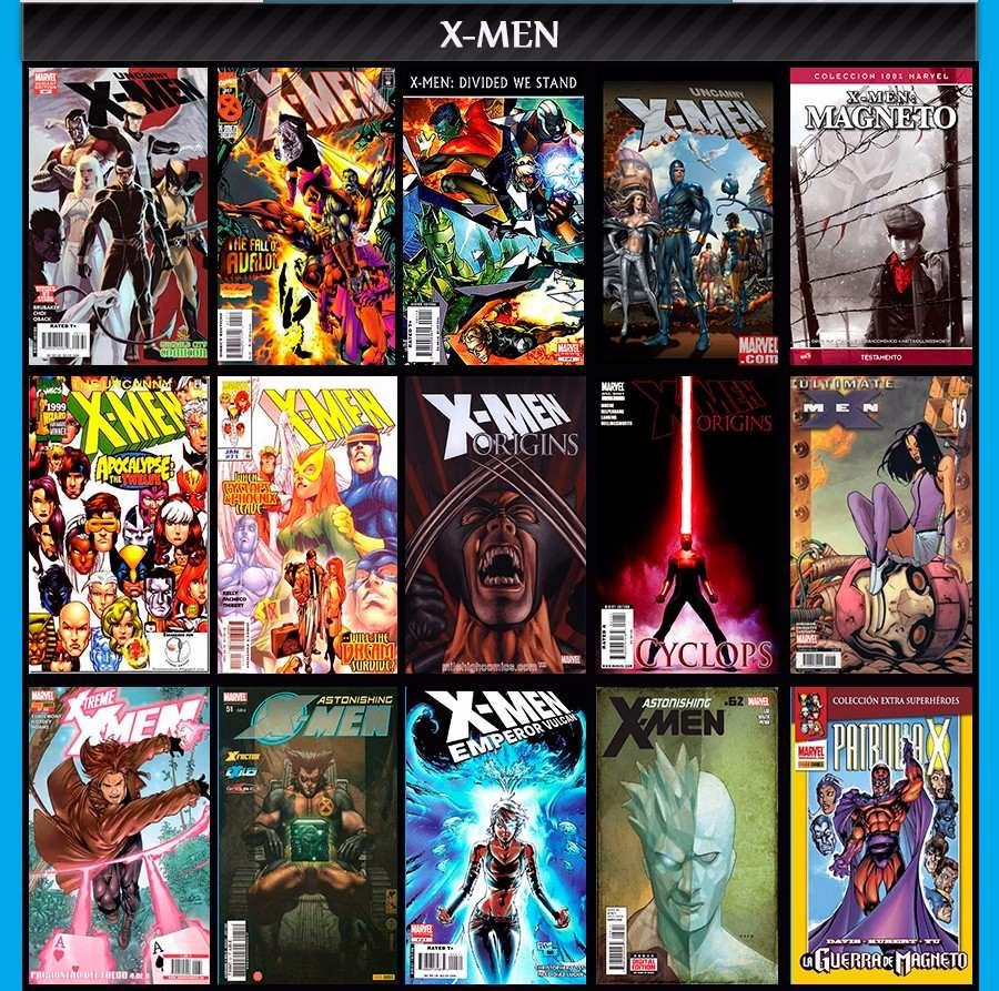x-men lapatrulla x comic digital español descargables. Cargando zoom.