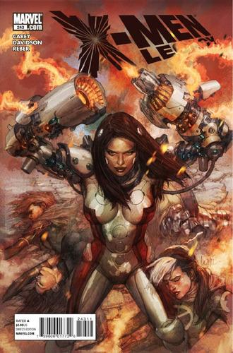 x-men legacy # 243 - ingles