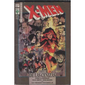 X-men Marvel Comics Vid. De Las Cenizas Parte Nº 1.