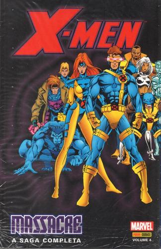 x-men massacre 04 - panini 4 - bonellihq cx466 a19