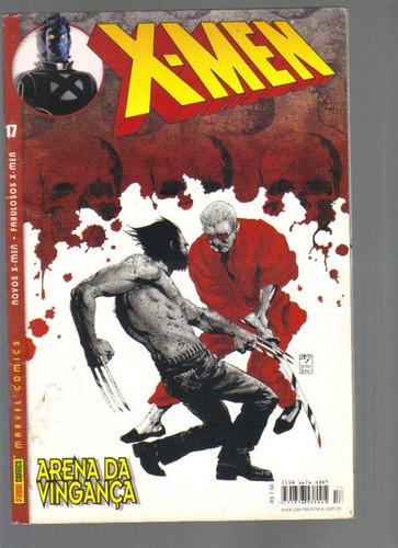 x-men nº 17 - marvel - panini comics
