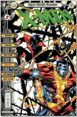 x-men nº 2 - super-herois premium