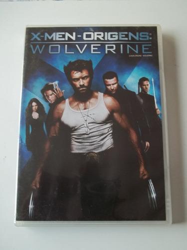 x-men - origens: - dvd wolverine - ótimo estado!!!!