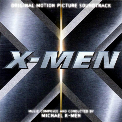 x-men (ost) - michael kamen (2000)