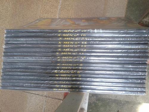 x-men premium - coleção completa - 17 edições