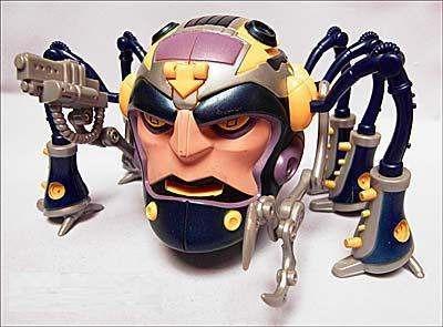 x-men secret weapon force  master mold toybiz