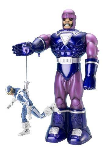 x-men sentinel robot giant 14-pulgadas robot playset
