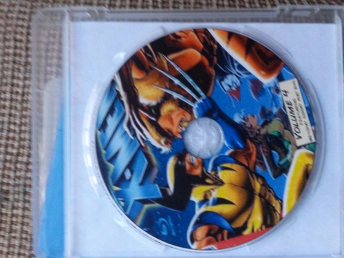 x-men serie completa en bluray / dvd