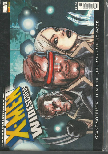 x-men widescreen 01 - panini - bonellihq cx181 c18