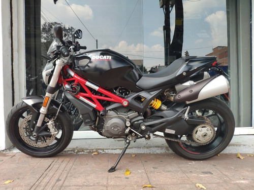 x motion ducati monster 796 2014. impecable