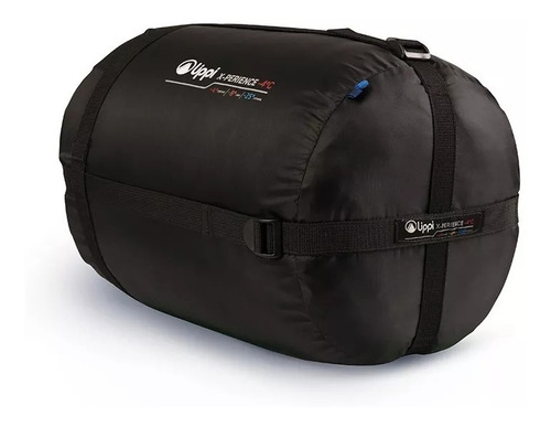 x-perience -4 steam-pro-sleeping-bag azul lippi