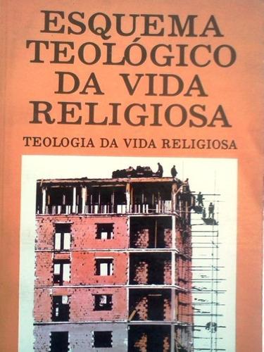 x pikaza esquema teologico da vida religiosa editor paulinas