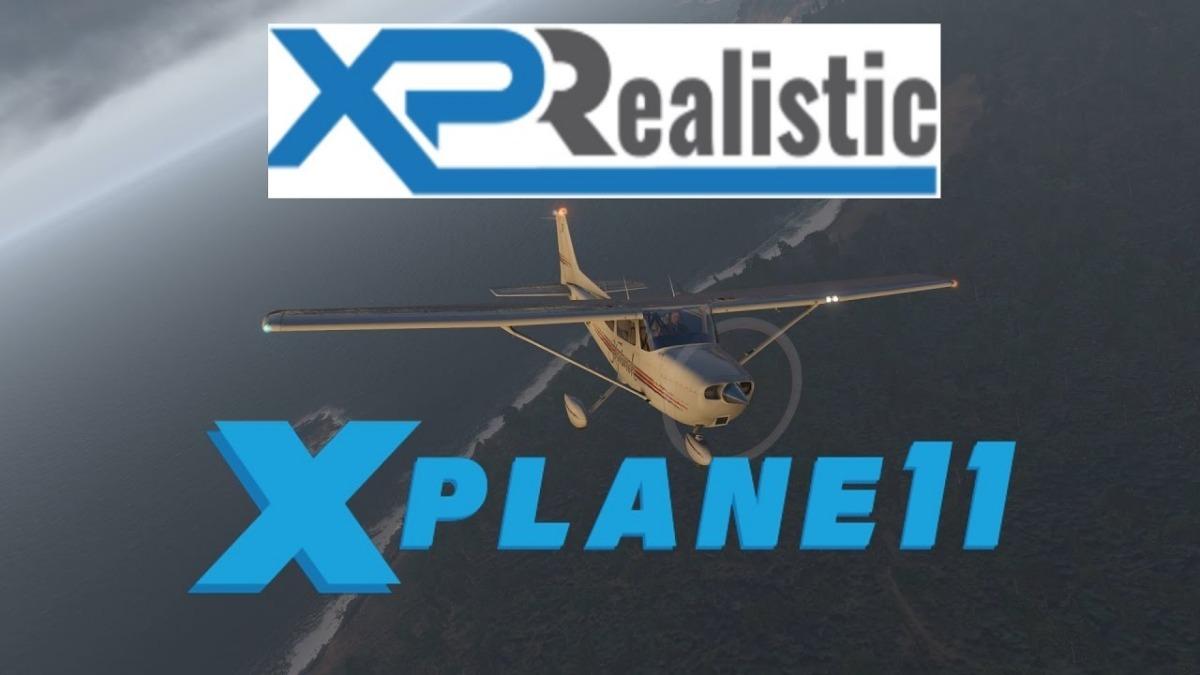X-plane 11 - Xprealistic Pro