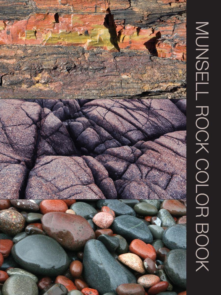 X-rite Munsell, Libro De Color De Roca (m B) - $ 111.599 en Mercado ...