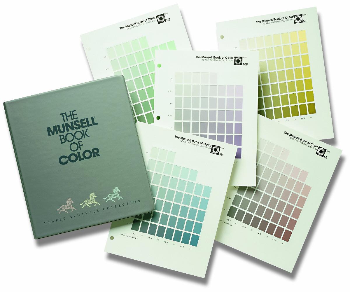X-rite Munsell M B, Libro De Color Casi Neutro - $ 40,130.00 en ...