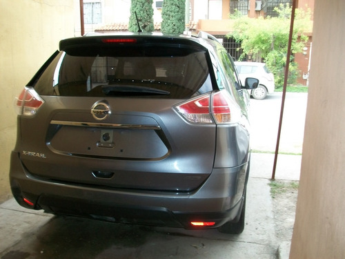 x-trail 2017 advance completa, no se venden partes