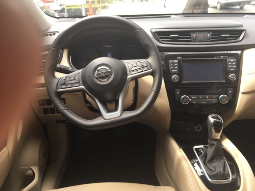x-trail 2018 exclusive 2 row