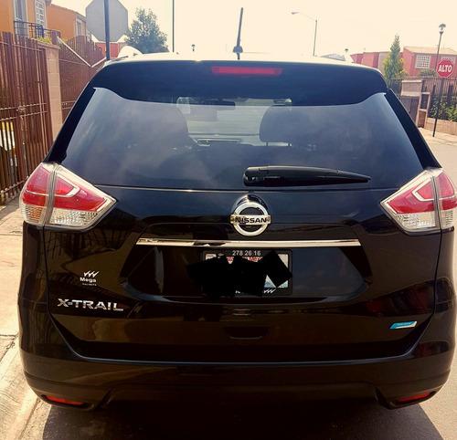 x-trail aut nissan