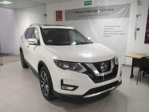 x-trail exclusive 2 row 2018