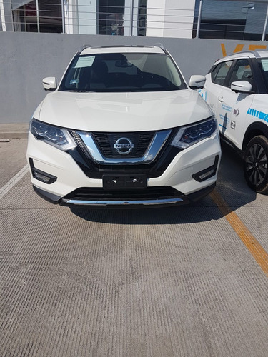 x-trail exclusive 2018 2 row cvt precio bono especial