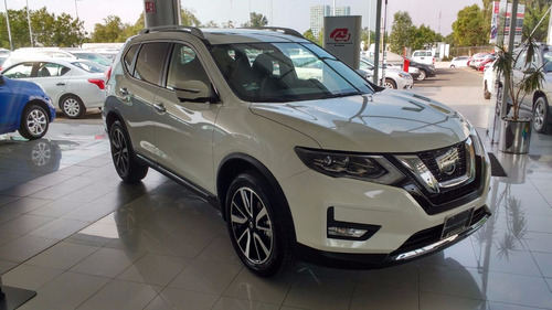 x-trail exclusive cvt 2 row 2018 - vista hermosa