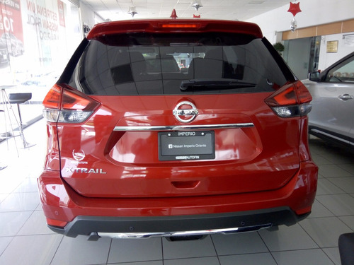 x-trail sense advance 2 row 2018  iao